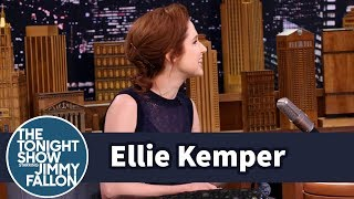 Download Ellie Kemper Is an Obnoxious Mom About Her Flawless Son Video