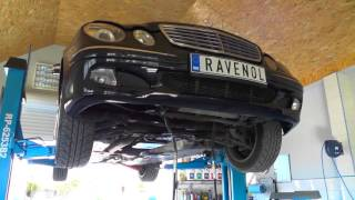 Download Automatic Oil Change Mercedes W211 Video