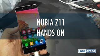 Download ZTE Nubia Z11 Hands On Video