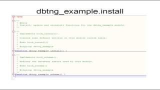 Download Drupal 8 - Custom Module - DB Table Creation Video