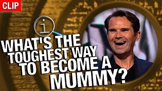 Download QI | What Is The Toughest Way To Become A Mummy? Video