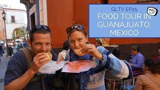 Download Food Tour In Guanajuato, Mexico Video