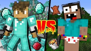Download STUPID Noob VS LEGENDARY Pro - Minecraft Machinima Video