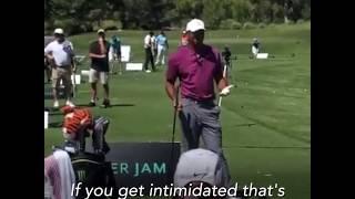 Download Sneak peek into Tiger Woods' British Open pep talk Video