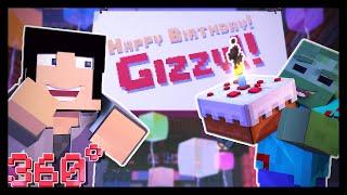 Download 360 Minecraft: BIRTHDAY PARTY! (Animation) Video