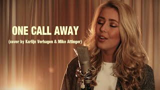 Download One Call Away - Charlie Puth (cover by Karlijn Verhagen & Mike Attinger) Video