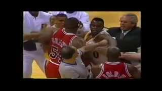 Download Top Five Michael Jordan Fights Video
