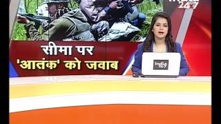 Download Encounter between terrorists and security forces continues in J&K's Nagrota and Samba Video