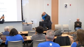 Download As NJEA continues fight with Sweeney, AFT gives endorsement Video