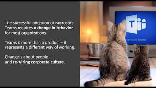 Download Leveraging Microsoft Teams in a SharePoint Centric Organization Video