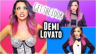 Download Get the Look: Demi Lovato hair, makeup, and 3 outfit recreations by Niki Video