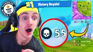 Download Top 5 Fortnite WORLD RECORDS You Can NEVER Beat! (Fortnite Ninja World Record Kills & More) Video