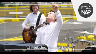 Download Martin Smith - Back to the Start (God s Great Dance Floor) - magyar felirattal Video