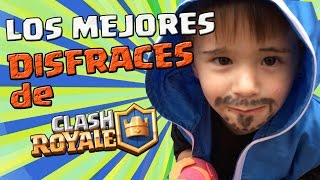 Download LOS MEJORES DISFRACES de CLASH ROYALE !! Mago de Fuego Video
