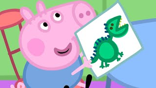 Download Peppa Pig English Episodes - Peppa at School! Peppa Pig Official Video
