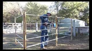 Download DIY Portable Horse Pen Video