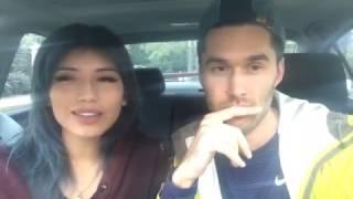 Download Car Karaoke - Kirstin Maldonado   01/19/17 Kastr Video