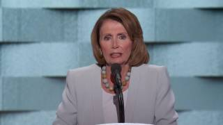 Download House Democratic Leader Nancy Pelosi at DNC 2016 Video