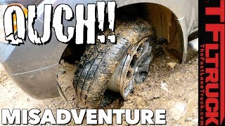 Download TFL Misadventure: Nissan Frontier vs GMC Canyon vs Pennsylvania Gulch! Video