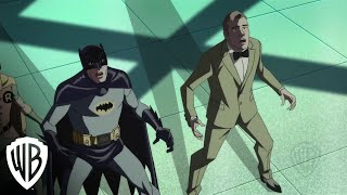 Download Batman vs. Two-Face clip: Experiment Goes Awry Video