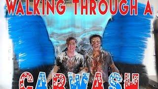Download Walking Through A Car Wash!! Video