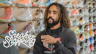 Download Jerry Lorenzo Goes Sneaker Shopping With Complex Video