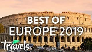 Download Europe's Top Tourist Attractions (2019) | MojoTravels Video
