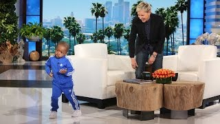 Download Five-Year-Old Tavaris and His Terrific Moves Are Back! Video