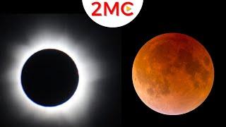 Download Solar Eclpise vs Lunar Eclipse | Eclipse 2017 Video