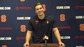 Download Eric Dungey Press Conference | Bowl Announcement Video