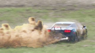 Download 2000hp Lamborghini CRASHES at 200MPH! Video