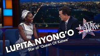 Download Lupita Nyong'o Dropped Everything To Party With President Obama Video