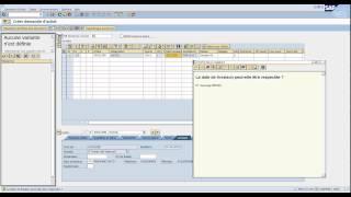 Download Création Demande d'achat su SAP Video