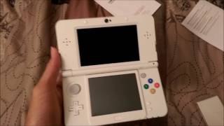 Download ″new″ 3DS Super Mario White Version US unboxing by Zebra. Video