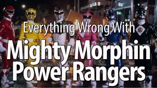 Download Everything Wrong With Mighty Morphin Power Rangers: The Movie Video