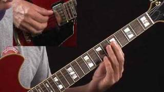 Download How to Play Guitar Like Wes Montgomery - Chord Melody Example - Jazz Guitar Lessons Video