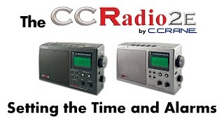 Download The CCRadio 2E - Setting the Clock and Alarms Video