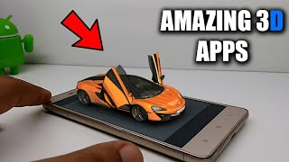 Download Top 5 Best Augmented Reality Apps For Android 2018 Video