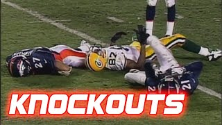 Download NFL Biggest Knockout Hits Ever (Brutal Hits) Video