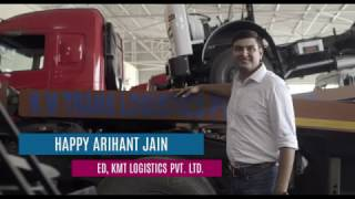 Download Tata FleetMan - Customer stories - KMT Logistics Pvt. Ltd. Video