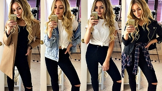 Download HOW TO MAKE ANY BASIC OUTFIT LOOK GOOD! / FASHION HACKS Video