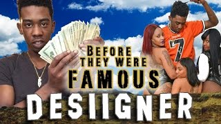 Download DESIIGNER - Before They Were Famous Video