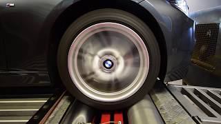 Download BMW F30 335D - Remapped - Dyno - 770nm+ Torque! - Project 35D Video