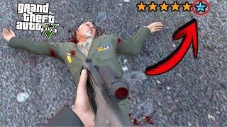 Download ¿Qué pasa si consigues 6 estrellas en GTA 5? - Grand Theft Auto V Video