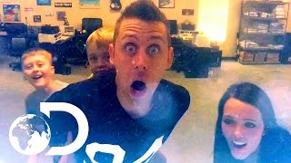 Download Building Roman Atwood's Tank & Pranking The General! | Tanked Video