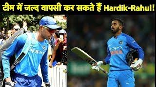 Download Let Pandya and Rahul Play while Inquiry is on -BCCI president urges CoA | Sports Tak Video