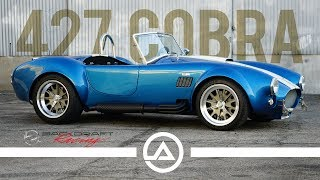 Download The Roush 427 Backdraft Cobra is a Blast! Video