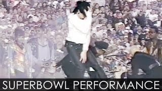 Download Michael Jackson live at SuperBowl 1993 - Enhanced - HD Video