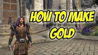 Download Elder scrolls online / Easy Money / 20-50K Per Hour / New Players Video
