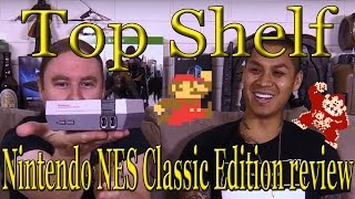 Download Nintendo NES Classic Edition review - Top Shelf Video